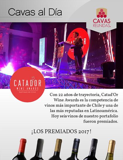 Los Premiados 2017