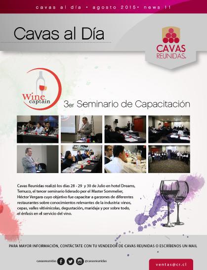 3er Seminario de Capacitación